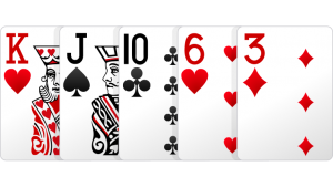 High Card Jurus Menang Dewa Poker Online